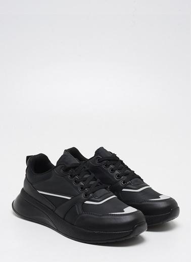 F By Fabrika Erkek Siyah Sneakers TEODOR Siyah